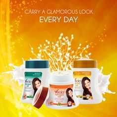 It's said that there's nothing a glass of wine and a flat iron can't fix. How about getting those envious locks naturally for this New Year's party? Veola's got you covered there with Hammam Zaits – the perfect hot oil conditioners to pamper your hair for a beautiful evening tomorrow. Fall in love with your hair – every day!
