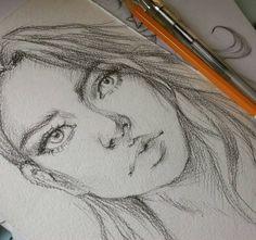 sketching during travel 2 by Poplavskaya