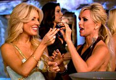 Real Housewives of Orange County. So over the fake cat fights, fake boobs and fake wealth. It's the age of authenticity, yo!