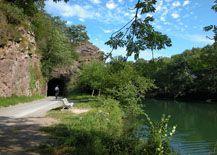 En bici por el Baztan. Vía junto al río Bidasoa More information Tourism Navarra Spain: ☛   ➦ Más Información del #TurismoNavarra  y España: ☛  #NaturalezaViva  #TurismoRural ➦   ➦ www.nacederourederra.tk  ☛  ➦ http://mundoturismorural.blogspot.com.es  ☛  ➦ www.casaruralnavarra-urbasaurederra.com ☛  ➦ http://navarraturismoynaturaleza.blogspot.com.es ☛  ➦ www.parquenaturalurbasa.com ☛   ➦ http://nacedero-rio-urederra.blogspot.com.es/