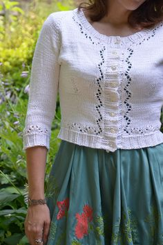 Miette by Andi Satterlund. Free Ravelry download (with two extra length rows)