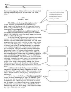 Worksheet Inference Worksheets Middle School comprehension happenings and reading lessons on pinterest making inferences worksheet