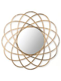 Galaxy Wall Mirror by Safavieh on Gilt Home