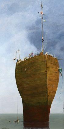 Wren Gallery - Artist - Cyril Croucher