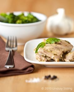 Jillian Michaels MYM Grilled Lemon Chicken pg 122