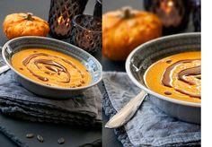 ideenreich - Kürbis-Kokos-Suppe