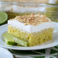 What's So Great About Poke Cake?