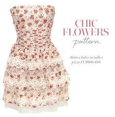 Dress flowers Spring/Summer 2012 By Atelier Fix Design
