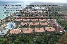 Luxury Bahia Principe Ambar: Ambar from the air-our block # 64