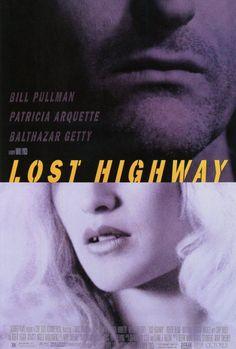 Lost Highway 27x40 Movie Poster (1997)