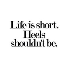 Fashion Quotes : If only Bangkok didn't kill every pair of heels I seem to wear These foot