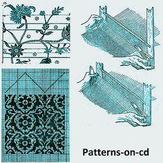 викторианской эпохи ручной станок ткачество декоративных ткачество узоры на cd деформации Mill