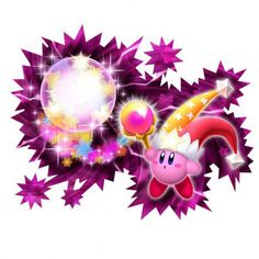 Kirby's Return to Dream Land Concept Art
