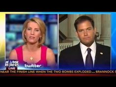 Laura Ingraham Confronts Marco Rubio Over Immigration Reform: 'Stop Dividing The Republican Party' - YouTube (Rubio makes sense here)