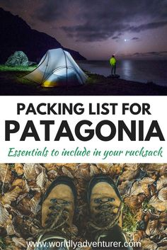 What essentials must you pack for a backpacking trip in Patagonia? I've got all the answers with my Patagonia packing list, ideal for those look for an adventure in the southernmost part of Chile and Argentina.