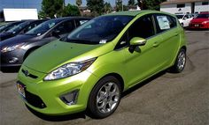 Ford Fiesta 2013: Cheap, New & Efficient Car Under $15000 — Brief Review