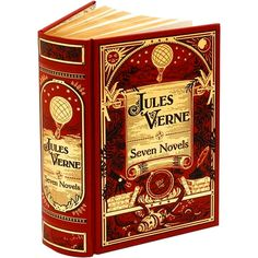 Livro - Jules Verne: Seven Novels