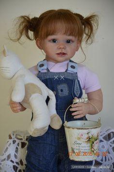 И снова кукла реборн Бонни... просто Бонни / Куклы Реборн Беби - фото, изготовление своими руками. Reborn Baby doll - оцените мастерство / Бэйбики. Куклы фото. Одежда для кукол