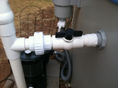 Hard Plumbing of AGP Done (w/ pics and parts list) - Page 2 Stock Pools, Stock Tank Pool, Cool Swimming Pools, Swimming Pool Designs, Above Ground Pool Decks, In Ground Pools, Free Pool, Pool Hacks, Intex Pool