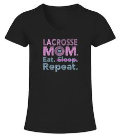 LACROSSE MOM MOTHER'S DAY GIFT SHIRT EAT Lacrosse Quotes, Mother Day Gifts, Latest Trends, My Style, Sweatshirts, Mens Tops, Shopping, Fashion, Moda