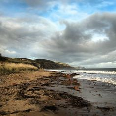 Over the caves, Rosemarkie, Scotland by Nature.Holds.The.Key. #sea #shore