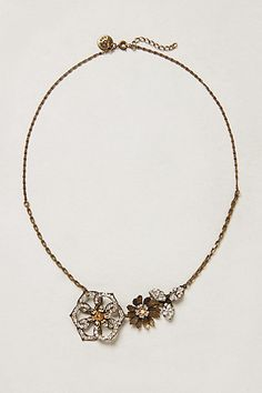 L'Aurore Necklace by Eric et Lydie #anthropologie