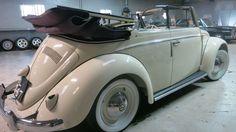 Volkswagen - Maggiolino cabriolet ovale - 1955