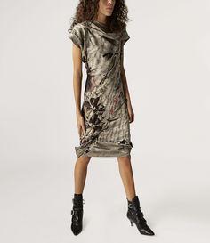 a2291912fef0 Vivienne Westwood Dresses   Women's Clothing   Vivienne Westwood - Amnesia  Dress Chinese Peony Print