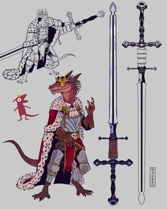 Fantasy Character Design, Character Creation, Character Design Inspiration, Character Concept, Character Art, Dungeons And Dragons Characters, Dnd Characters, Fantasy Characters, Fantasy Weapons
