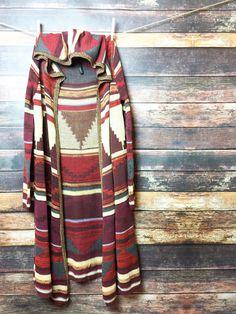 Mesa Aztec Cardigan