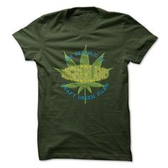 The republic of Higherland St Paddys day special T Shirts, Hoodies. Get it now ==► https://www.sunfrog.com/LifeStyle/The-republic-of-Higherland-StPaddys-day-special.html?41382