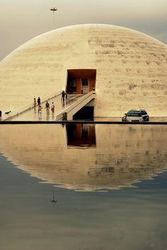 Museo Nacional Honestino Guimarães by adree..., via Flickr