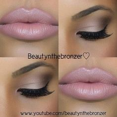 Literally love this makeup combo!