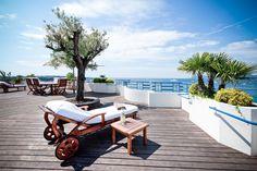 Penthouse Suite, Hotel Martinez Cannes