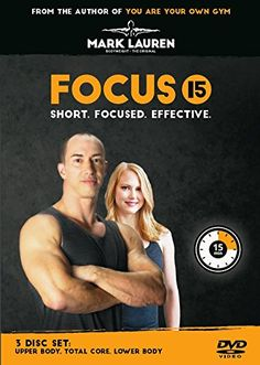 Mark Lauren DVD Set | Focus 15 | The Ultimate Workout 3 DVD Set >>> Details can be found by clicking on the image.