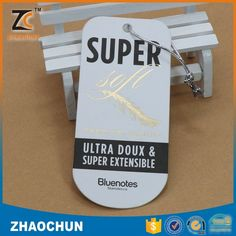 Source Fancy Custom Design Jeans Clothing Swing Tag on m.alibaba.com