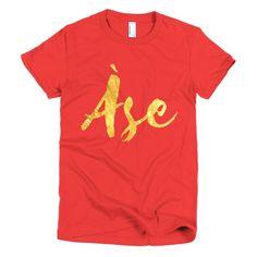 Ase Short sleeve t-shirt