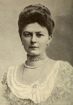 Sophie Maria Josephine Albina Gräfin Chotek von Chotkow und Wognin, later Princess of Hohenberg and after 1909 Duchess of Hohenberg.