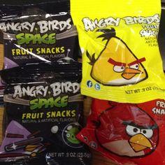 Angry Birds Gummies! Aha!