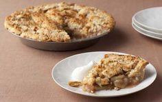 Succulente recette de Tarte aux pommes, bananes et noix