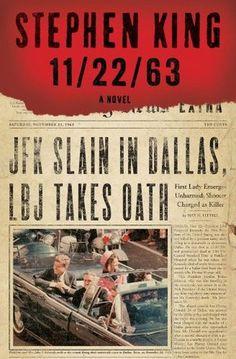 Stephen King. JFK. Time travel.
