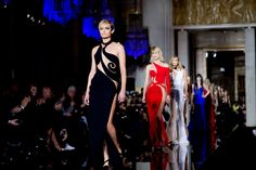 Atelier Versace Spring 2015 Couture Backstage – Vogue