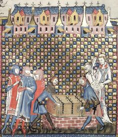 Bodleian Library MS. Bodl. 264, The Romance of Alexander in French verse, 1338-44; 76r