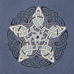 The celtic star tattoo I actually want.