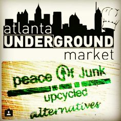 Come out and celebrate the Halloween festivities  at the Curb Market!! Today, 10.24.15,  6-9p 209 Edgewood Ave SE Atlanta, Georgia 30303 @Peaceofjunk will see you there with #NEW upcycled, handmade #collectibles ; each Peace one of a kind!!!  ♻www.peaceofjunk.com❤ is updated with some #ecclectic peaces for those who can't make this event!  #Atlantaevents #Atlanta #market #vendors #music #Foodie #cocktails #fun #Saturday #art #Jewelry #bijoux #quotes #ecclectic #handmade #upcycle #recycle…