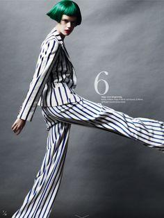 nice ELLE SUÉCIA | Editorial Moda Fevereiro 2013 | Stina Rapp Wastenson por Marcus Ohlsson