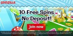 Register with #Spinzilla #casino and get 10 Free Spins on the Spampede #slot with no deposit needed http://ow.ly/OCWW30kWBF8