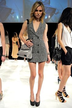 Rebecca Minkoff | Spring 2011 Ready-to-Wear Collection | Style.com