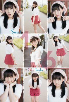 田中美久! Cute Ponytails, Cute Asian Girls, Going Crazy, Kawaii, Japanese, Actresses, Sexy, People, Akb48