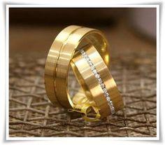 Joias by LG - Luceny Guaraná: Aliança de casamento e noivado - Luxo